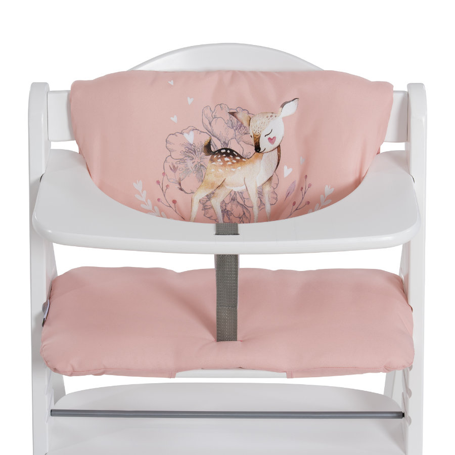 hauck Coussin d'assise pour chaise haute enfant Deluxe Sweety