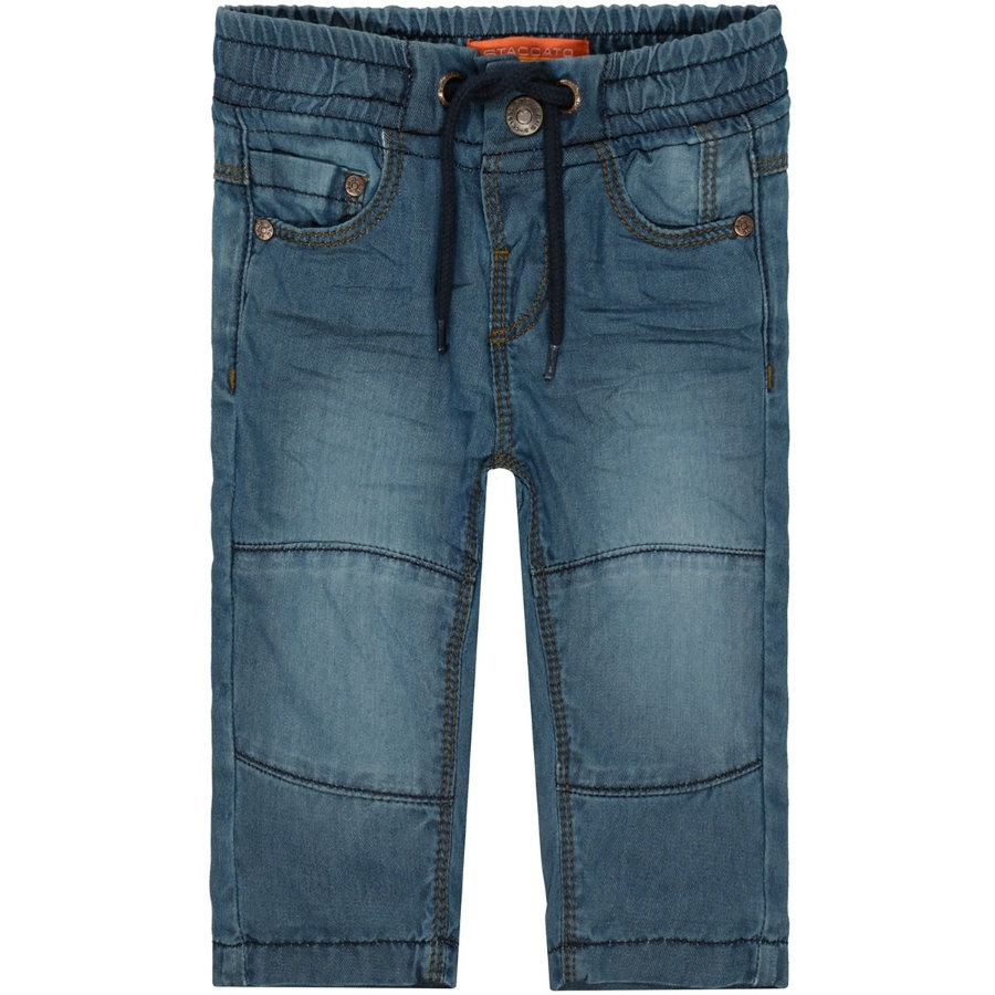 STACCATO Boys Thermojeans midnight blue denim