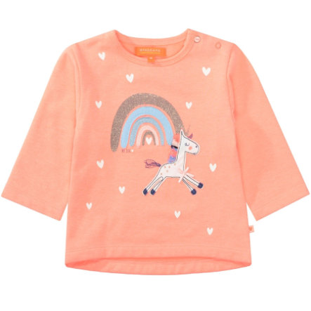 STACCATO Girls Sweatshirt neon peach