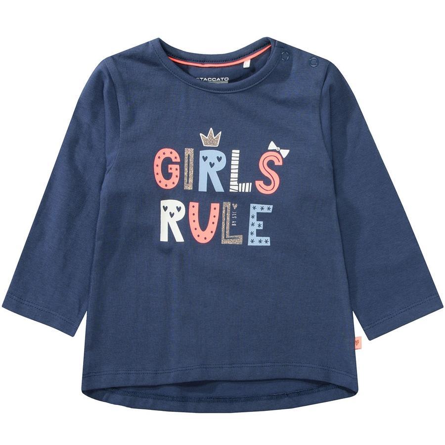 STACCATO Girls Shirt soft marine