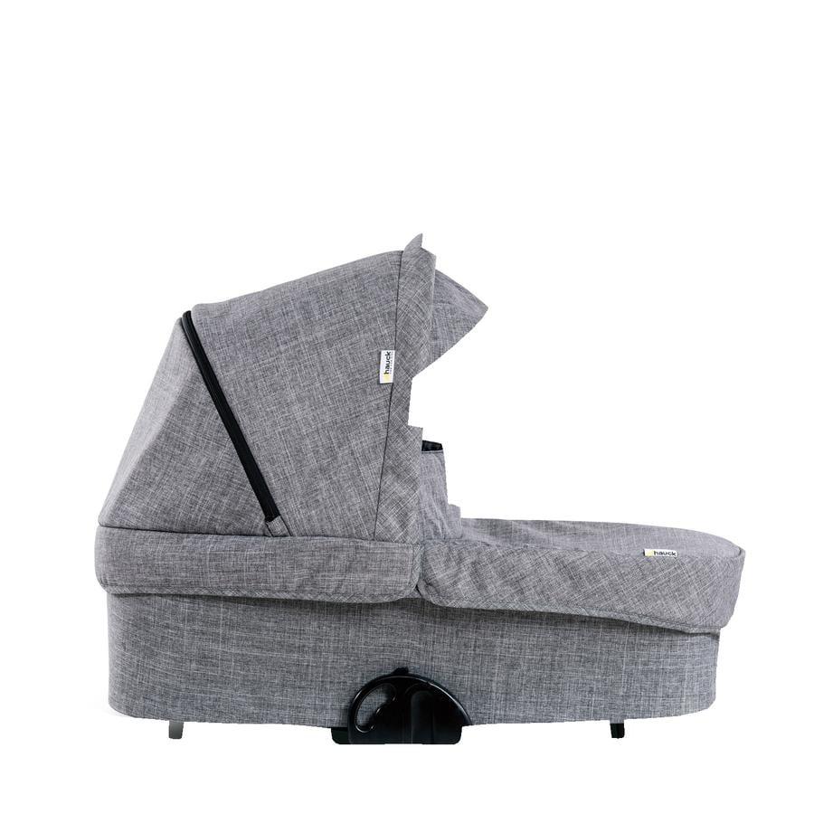 hauck Kinderwagenaufsatz Eagle 4S Pram Melange Grey