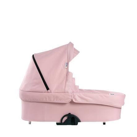 hauck Reiswieg Eagle 4S Pram Pink Grey