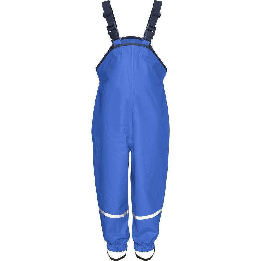 Playshoes Salopette de pluie enfant bleu