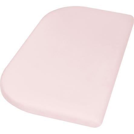 Playshoes Jersey Spannbettlaken 89x51 cm rosa