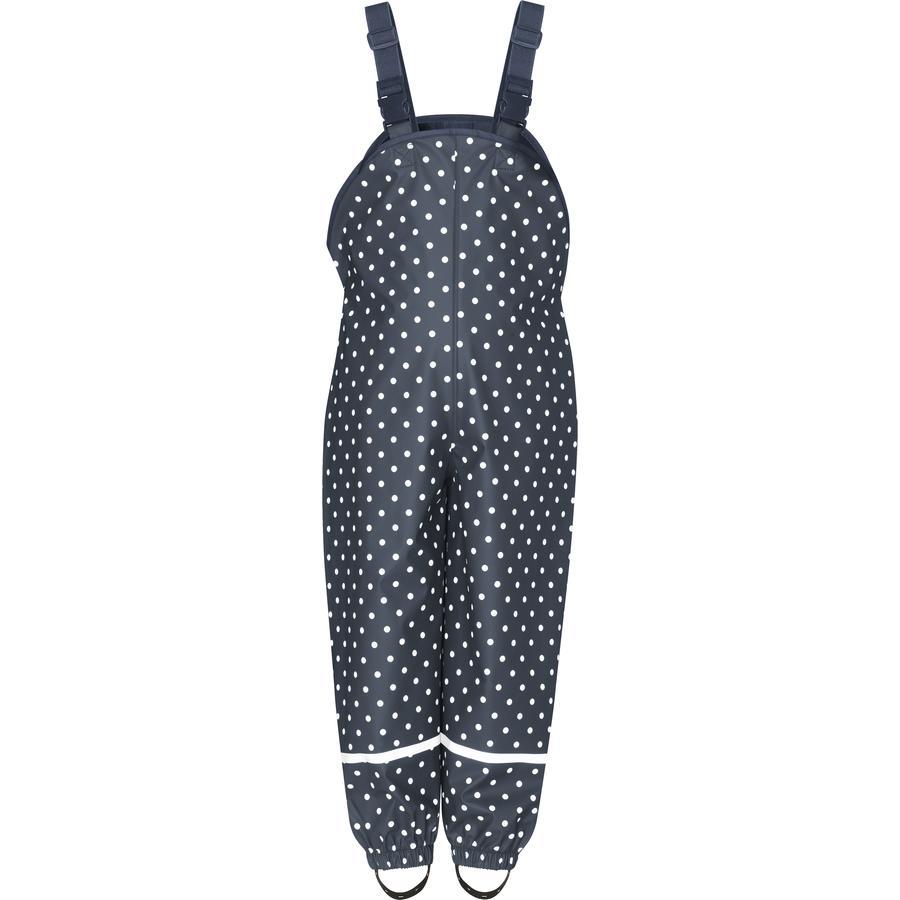 negozio online 29f34 37227 Playshoes Pantaloni da pioggia, pois marine