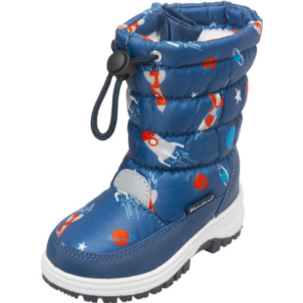 Playshoes Winter Boatie Space marine