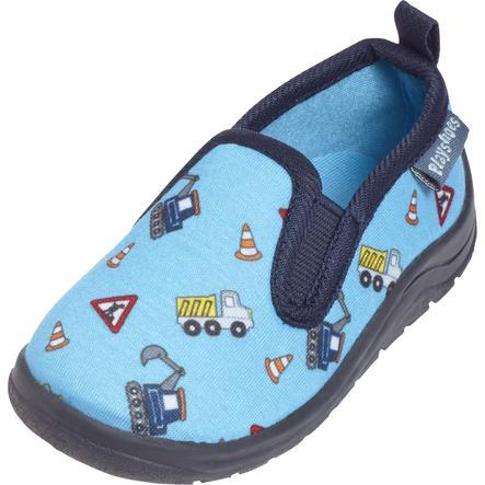 Playshoes  Niebieski plac budowy płetwonurka