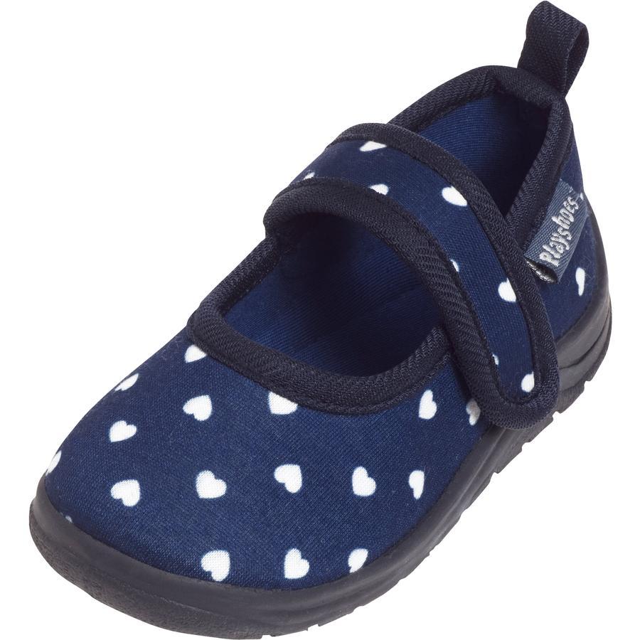 Playshoes  Corazón de zapatilla marine
