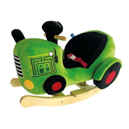 bieco Schommelpaard Tractor
