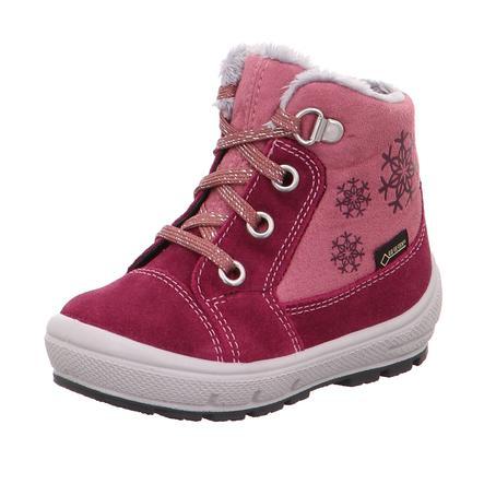 superfit  Girls Buty Różowe buty.