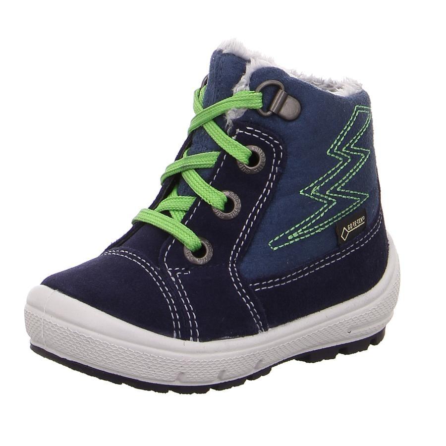 superfit  Chlapecké boty Groovy blue