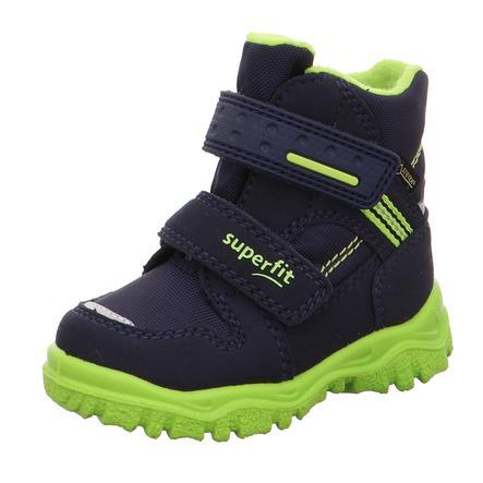 superfit Boys Stiefel Husky grün blau