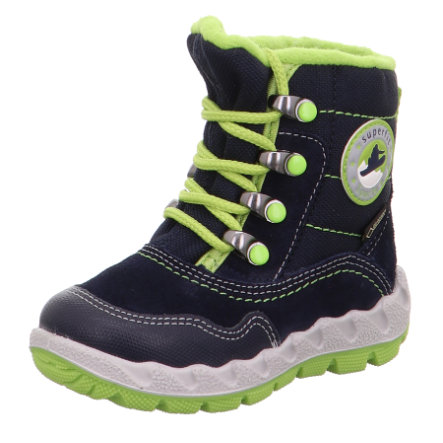 superfit  Botas de niño Icebird Blue Green