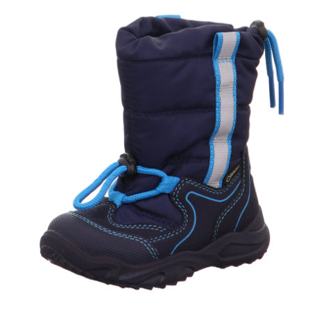 superfit Girls Stiefel Glacier blau