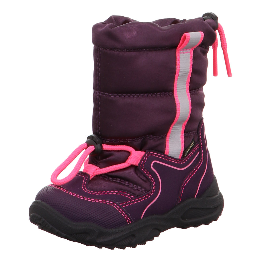 superfit  Girls Wintertifelgletscher paars, roze