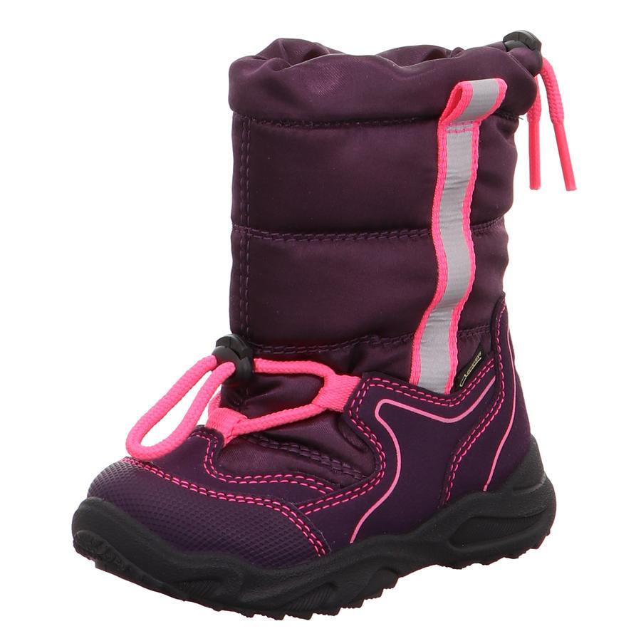 superfit Girls Winterstifel Glacier lila, rosa