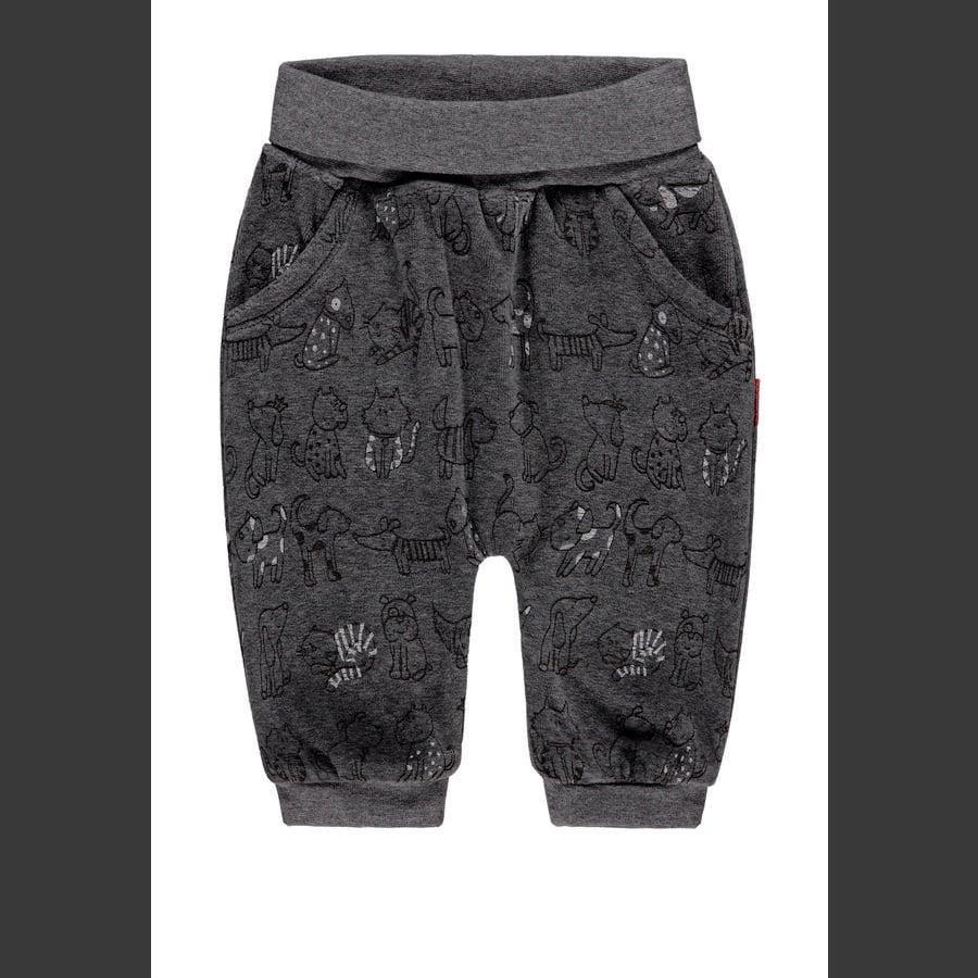 KANZ Pantalón de chándal para bebé, gris