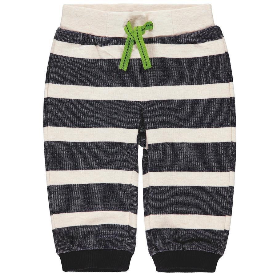 KANZ Pantalon de survêtement pour garçons, rayé