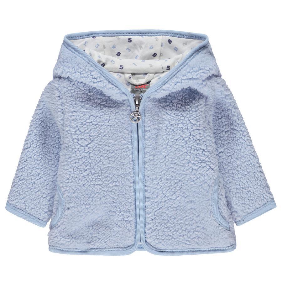 KANZ Chaqueta de niño con capucha, azul