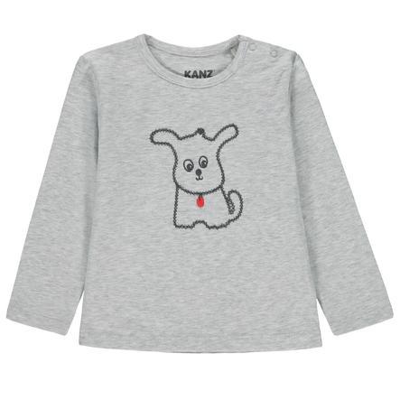 KANZ Baby shirt met lange mouwen, grijs
