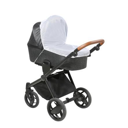 rewa Insektenschutz für Kinderwagen weiß