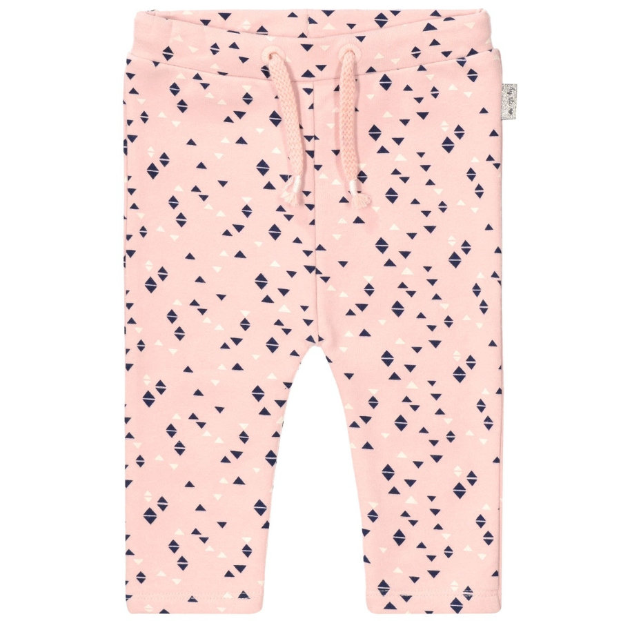 STACCATO Girls Sweatleggings light rose gemustert
