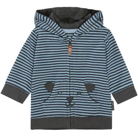 STACCATO  Sweatjacket Garçons gris foncé rayé