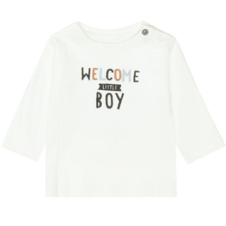 STACCATO boys skjorte off white