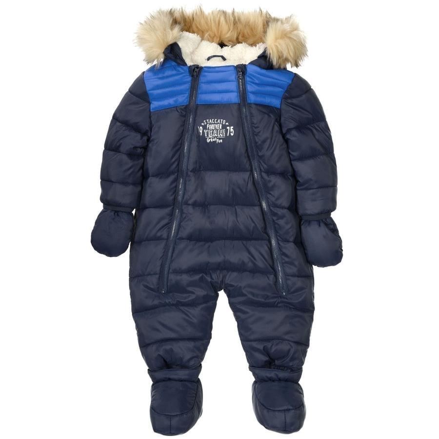 STACCATO  Jongens snowsuit donker marineblauw