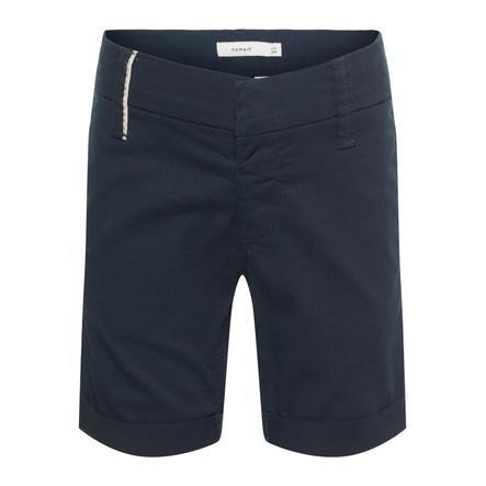name it Boys Shorts Vermo pimienta blanca
