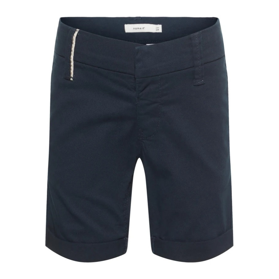 name it Boys Shorts Vermo pieprz biały Vermo