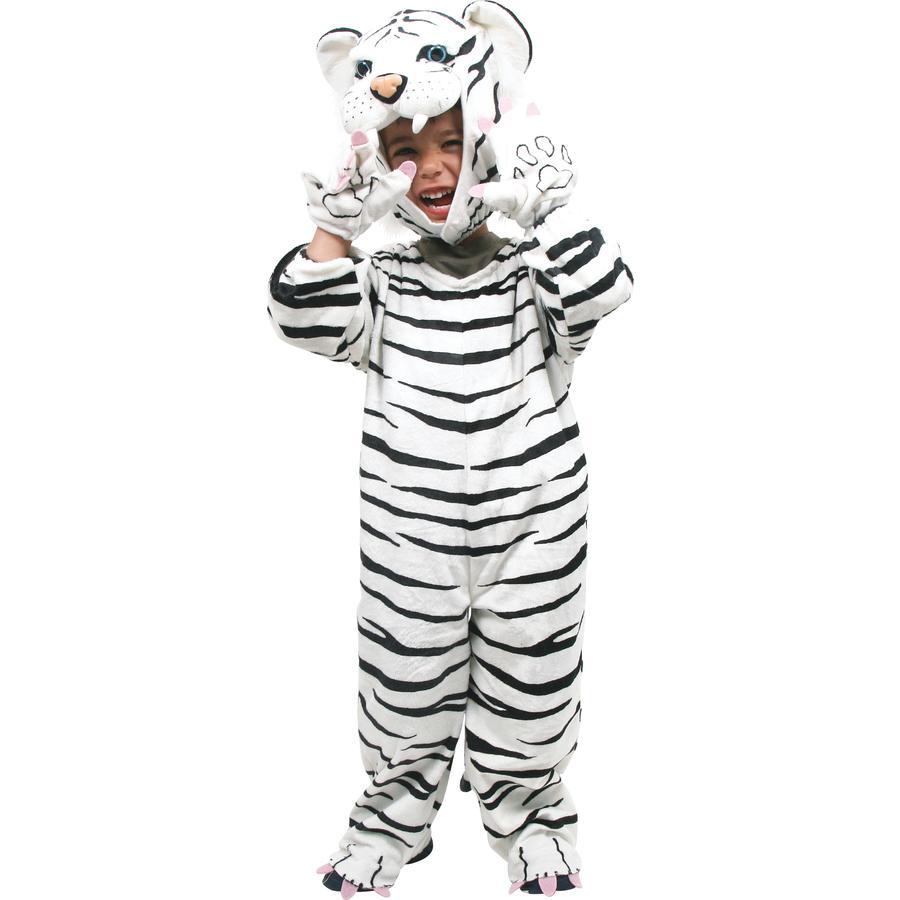 LEGLER Kostým BÖLÝ TIGR