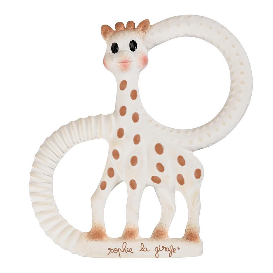 VULLI Sophie de Giraf® So Pure Bijtring Soft Geschenkset