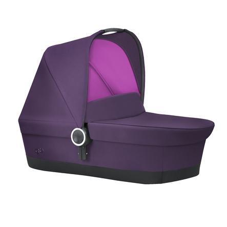 gb PLATINUM Kinderwagenaufsatz Cot Maris Posh Pink