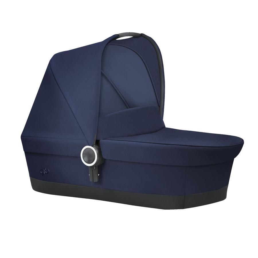 gb PLATINUM Kinderwagenaufsatz Cot Maris Sea Port Blue