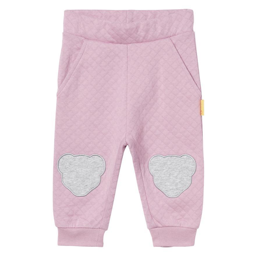 Steiff Girls Spodnie, lavender mist