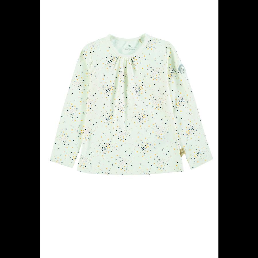 bellybutton Girl camicia manica lunga di s, allover a stellina