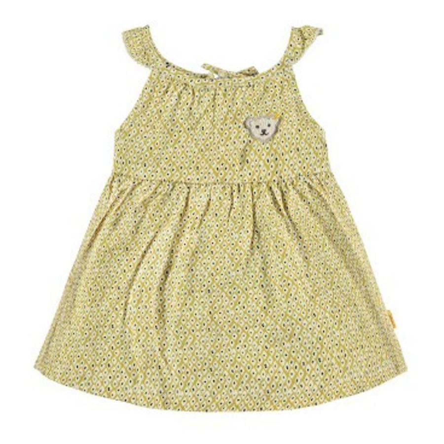 STEIFF Girl s robe jaune