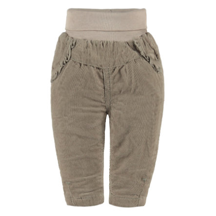 Steiff Girl s Pantalon en velours côtelé étherea