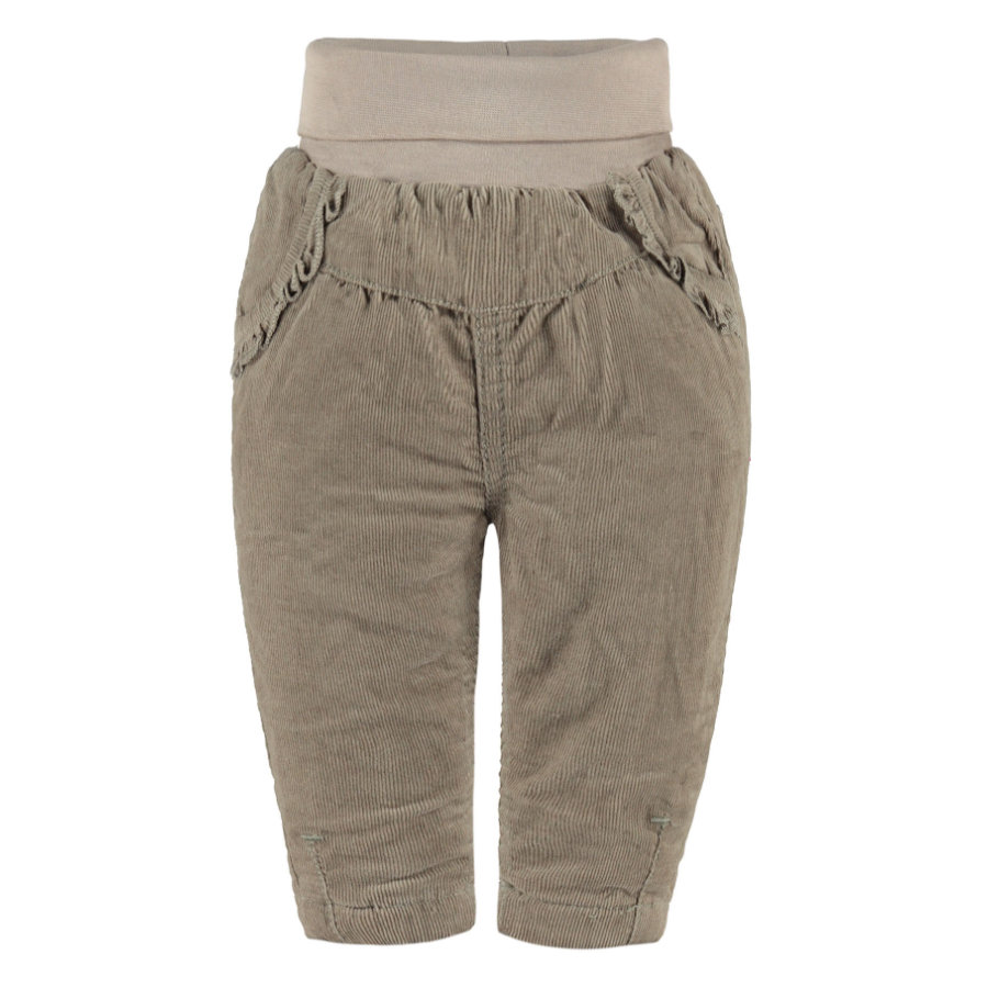 Steiff Girl s Pantaloni in velluto a coste etherea