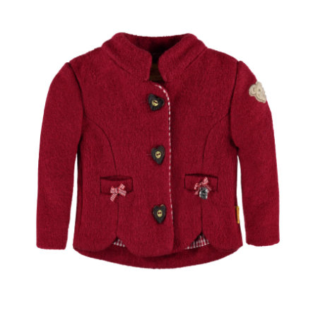 Steiff Girls Bunda jester red