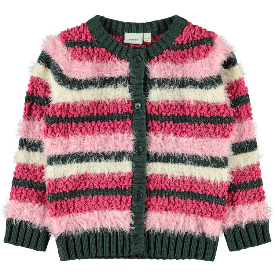 name it Girls Cardigan Nasini Green Gables