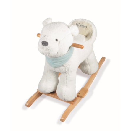 Kaloo® Les Amis Schaukelpferd Eisbär