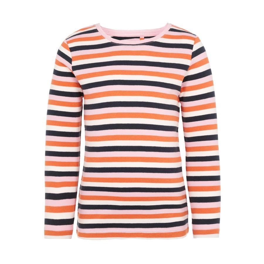 NAME IT Tyttöjen pitkähihainen paita Verit Barely Pink