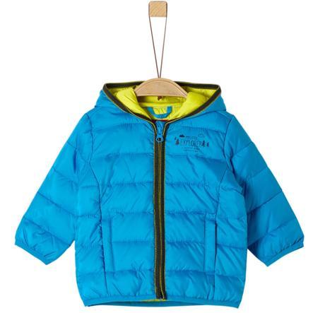 s. Olive r Chłopcy Niebieska kurtka