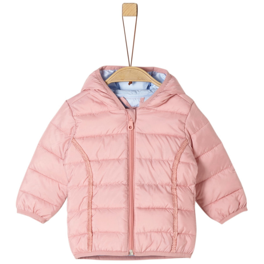 s.Oliver Girls Jacke dusty pink