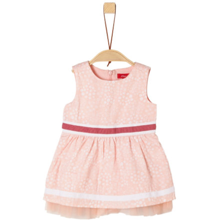 s.Oliver Girl s dress light rose sukienka róża