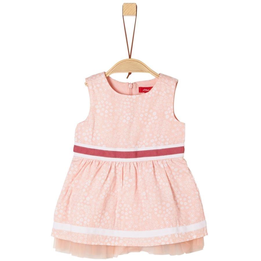 s.Oliver Girl s vestido rosa claro