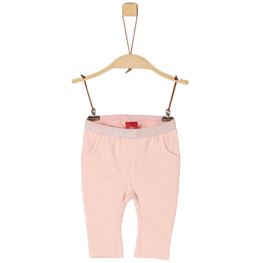 s.Oliver Girls Sweat Pants rosa