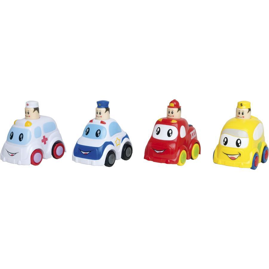 BIECO Push a Go Mini autíčka